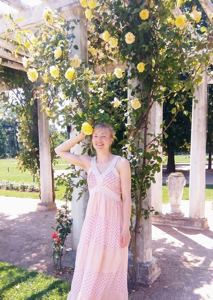 Riikka Kosola ~ Artist and International Dancer